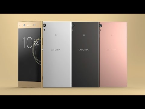 Sony Xperia XA1 Ultra - reklama