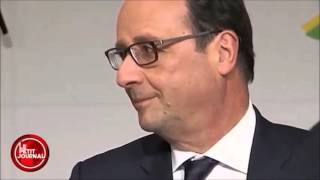 Video HOLLANDE : Ses pires Gaffes et Bourdes - La honte ! MP3, 3GP, MP4, WEBM, AVI, FLV Juli 2017