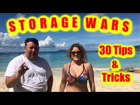 How to Buy Abandoned Storage Wars Units 30 Tips & Tricks Casey Nezhoda