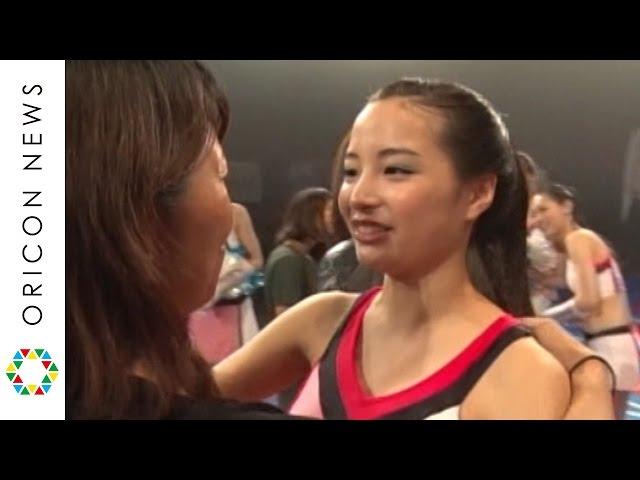 独占公開!! 広瀬すず、ダンス猛特訓の舞台裏の汗と涙。『チア☆ダン』密着メイキング映像