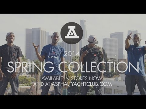 ASPHALT YACHT CLUB   Spring 2014 Collection Lookbook | Video