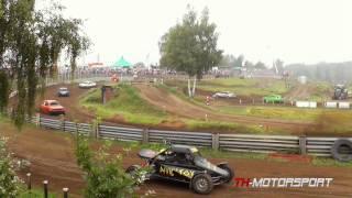 Autocross Mölln September 2014 Klasse 12 / 3.Vorlauf