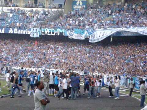 O balancê, balancê - Geral do Grêmio - Grêmio