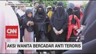 Video Aksi Wanita Bercadar Anti Teroris MP3, 3GP, MP4, WEBM, AVI, FLV September 2018