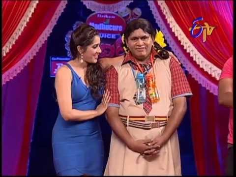 Jabardasth - Roller Raghu Performance on 23rd May 2013_Best extremsport videos