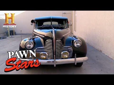 Pawn Stars: LOW OFFER IRRITATES SELLER OF O.G. CAR (Season 9) | History