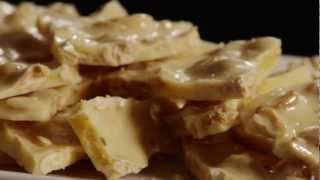 Peanut Brittle Recipe - How to Make Microwave Peanut Brittle