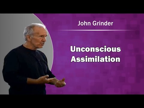 Unconscious Assimilation with John Grinder