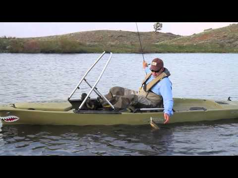Hobie H-Bar, Standing Bar for Pro Angler