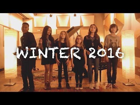 Kids United - Winter 2016 ;-) (видео)