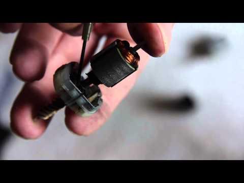 Volvo V S C 70 lock actuator motor fix