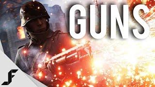 How to Unlock Guns in Battlefield 1 - Class Ranks + War Bonds!