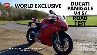 5. DUCATI PANIGALE V4 S/ ROAD TEST, Im the first person to review the V4 on the road, PART ONE
