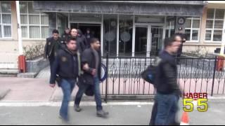 BYLOCK'CU 28 ESKİ POLİS ADLİYEYE SEVK EDİLDİ
