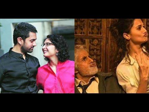 Aamir Makes His Wife Kiran Sing A Song | Amitabh B