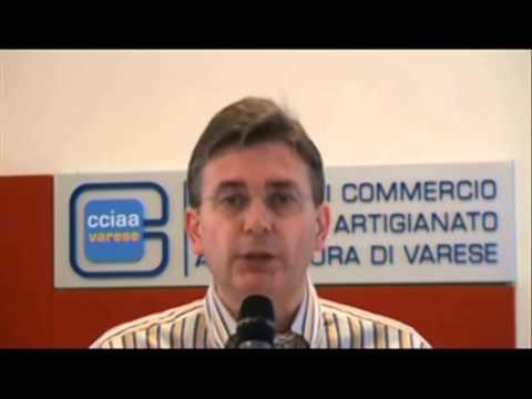 Tessile protagonista del Tgweb della Camera di Commercio di Varese