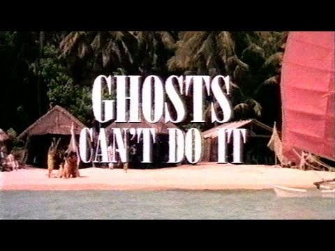 Ghosts Can't Do It - trailer (PL)