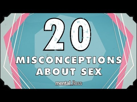 20 Misconceptions About Sex