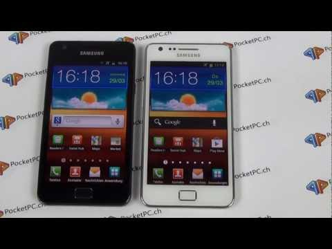 android 4.0 - http://www.pocketpc.ch zeigt euch in diesem Video einen Vergleich zwischen Android 2.3.6 und dem neuen Android 4.0.3 auf dem Samsung Galaxy S2. Unter anderem...