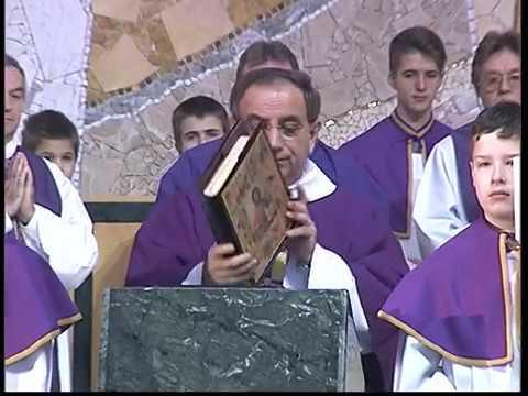 2017-03-19 Vasárnapi szentmise a Gazdagréti Szent Angyalok Plébánián