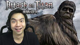 Gorilla Titan - Attack On Titan - Indonesia #20
