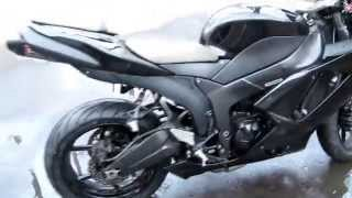 10. 2007 Kawasaki ZX6R - Custom Bike Overview