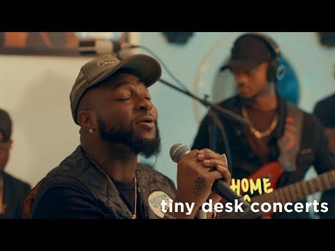 Davido: Tiny Desk (Home) Concert