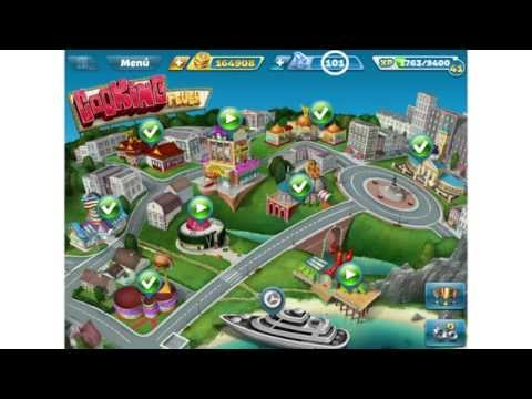 Tricks Cooking Fever. Coins And Gems Unlimited!! Without Hack. Very Easy
