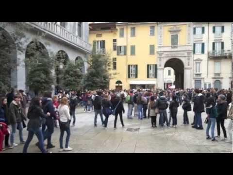 Studenti e professori protestano insieme