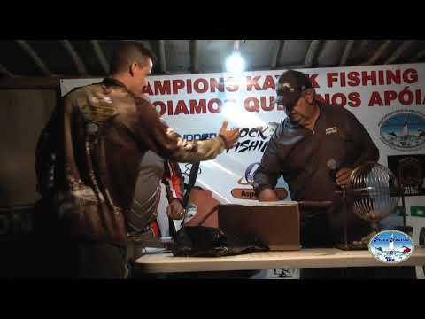 1ºCHAMPIONS KAYAK FISHING A FESTA GERAL