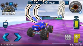 4x4 Monster Truck: Impossible Stunt Driving