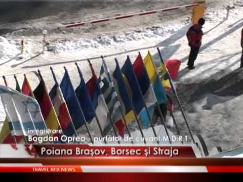 Poiana Braşov, Borsec şi Straja