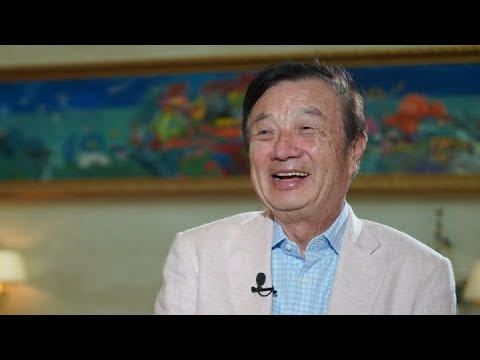Watch CNBC's full interview with Huawei founder and CEO Ren Zhengfei