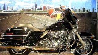1. 2009 Harley-Davidson Electra Glide Standard Police Vivid Black FLHTP