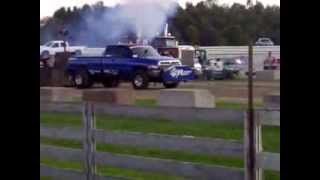 9. Dodge Cummins Smoke everywhere.