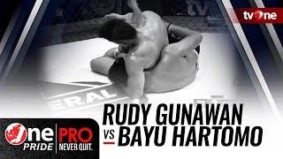 Video One Pride MMA #2: Rudy Gunawan VS Bayu Hartomo MP3, 3GP, MP4, WEBM, AVI, FLV Mei 2018