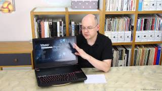 MSI GT80 Titan Gaming Laptop Sneak Peak