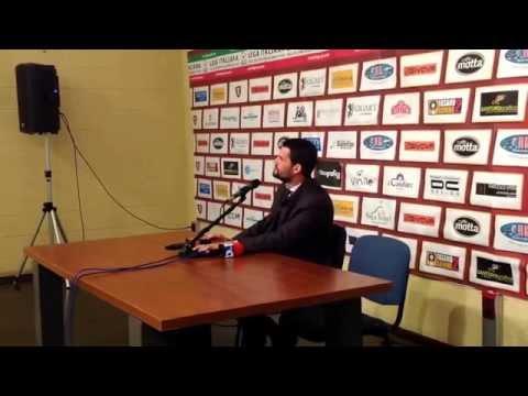 salernitana - lupa roma 4-1, intervista post gara a mezzaroma