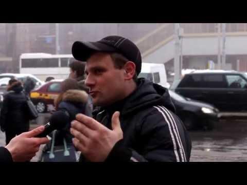 Белорусы про налог на тунеядство (видео)