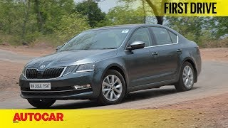 The Skoda Octavia has been updated with a bold new face for 2017, but as Gavin D'Souza finds out in his first drive review, there's a bit more going on underneath the skin too.SUBSCRIBE to Autocar India for hottest automotive news and the most comprehensive reviews ► http://bit.ly/AutocarIndAutocar India is your one stop source for test drive reviews & comparison test of every new car released in India. We also offer a great mix of other automotive content including podcasts, motor show reports, travelogues and other special features.Click this link for latest car reviews ►http://bit.ly/ACI-NewCarReviewsClick this link for comparison tests of latest cars & bikes ►http://bit.ly/ACI-ComparisonClick this link for latest bike reviews ►http://bit.ly/ACI-BikeReviewsClick this link for Autocar India exclusive features ►http://bit.ly/ACI-FeaturesVisit http://www.autocarindia.com for the latest news & happenings from the auto world.Facebook: http://www.facebook.com/autocarindiamagTwitter: http://www.twitter.com/autocarindiamagG+: https://plus.google.com/+autocarindia1