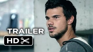 Nonton Tracers Official Trailer  1  2015    Taylor Lautner  Marie Avgeropoulos Action Movie Hd Film Subtitle Indonesia Streaming Movie Download
