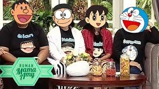 Video Wow Keren! Ternyata Ini Pengisi Suara Doraemon, Nobita, Suneo, Giant - Rumah mama Amy (31/8) MP3, 3GP, MP4, WEBM, AVI, FLV Desember 2018