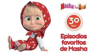 Masha y el Oso - Episodios favoritos de Masha ( Mejor compilac...