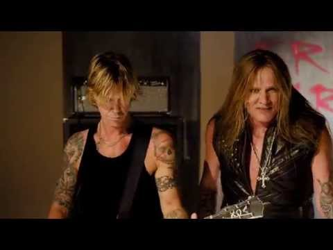 Sebastian Bach – All My Friends Are Dead (Official Video / 2014 / New Album)