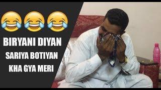 Video Pk Run Mureed | Choty Paraa Sariya Botiyan kha gya Biryani Diya MP3, 3GP, MP4, WEBM, AVI, FLV Agustus 2018