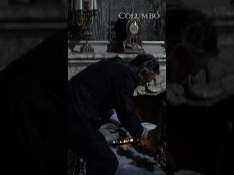 Ransom For A Dead Man #shorts |  Columbo