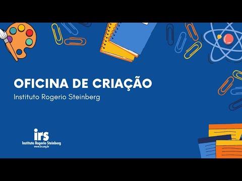LIA LIA EM COM DOMINGO GONALEZ  - Aula 8 - Oficina de Criação | Instituto Rogerio Steinberg -