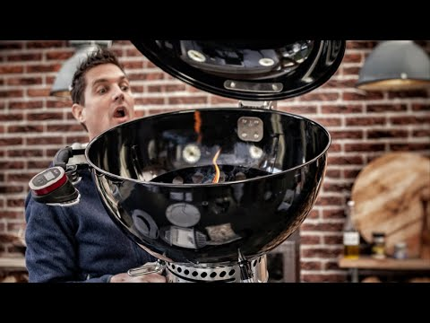 You Need This Grill !!!!! 2019 Weber Kettle Grill