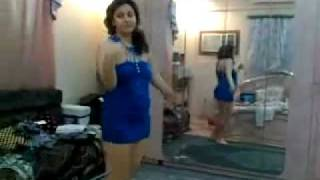 Dailymotion - - رقص منزلي خاص بالأزرق القصير - a Music video.mp4