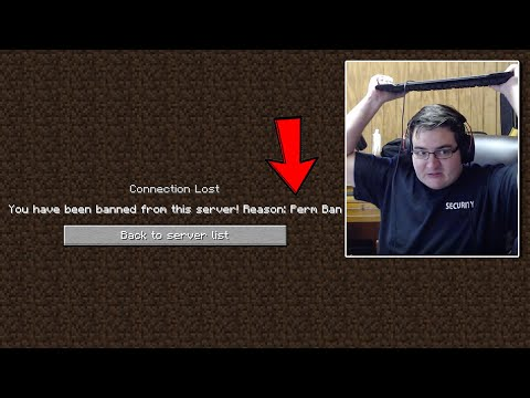 I Banned an Angry HACKING Streamer and this was his REACTION...